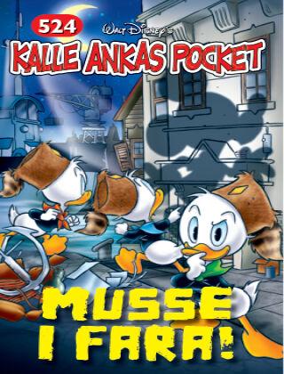 Kalle Anka Pocket 2021-10-14