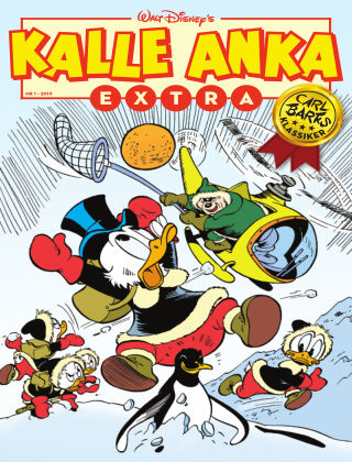 Kalle Anka Extra 2019-02-21