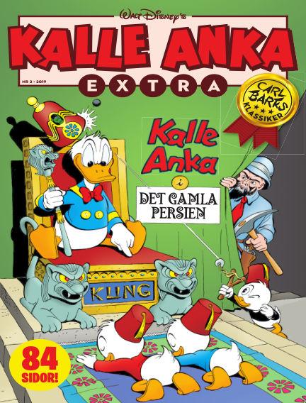 Kalle Anka Extra April 23, 2019 00:00