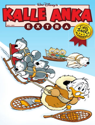 Kalle Anka Extra 2019-12-23