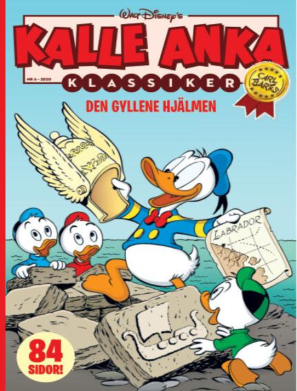 Kalle Anka Klassiker December 21, 2020 00:00