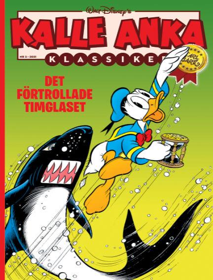 Kalle Anka Klassiker April 22, 2021 00:00