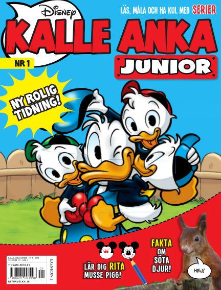 Kalle Anka Junior February 28, 2019 00:00