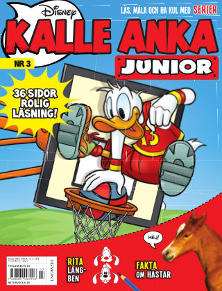 Kalle Anka Junior 2019-07-11