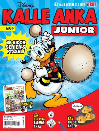 Kalle Anka Junior (Inga nya utgåvor) 2019-09-19