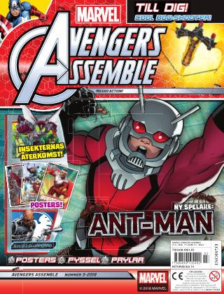 Marvel Avengers 2018-06-28