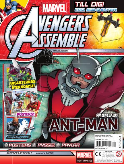 Marvel Avengers June 28, 2018 00:00