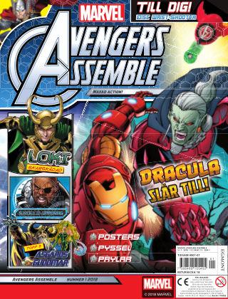 Marvel Avengers 2018-02-20