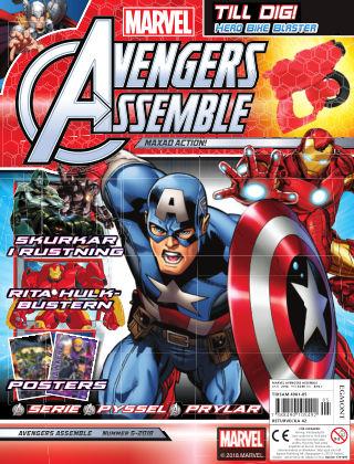 Marvel Avengers 2018-09-11
