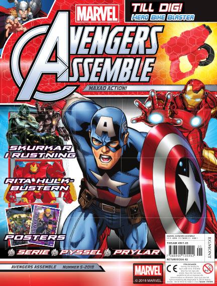 Marvel Avengers September 11, 2018 00:00