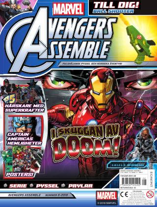 Marvel Avengers 2019-01-24