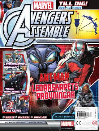 Marvel Avengers 2018-11-27