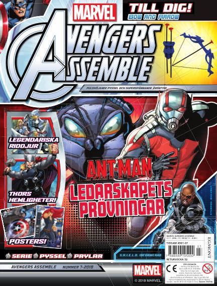 Marvel Avengers November 27, 2018 00:00