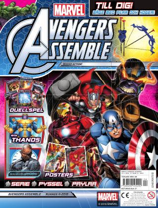 Marvel Avengers 2018-07-31