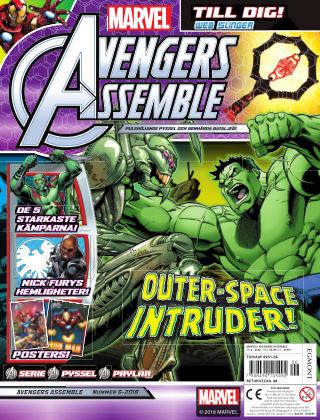 Marvel Avengers 2018-10-16