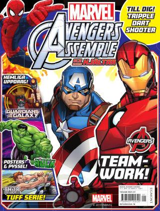 Marvel Avengers 2019-03-05