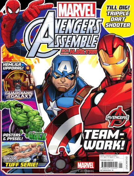 Marvel Avengers March 05, 2019 00:00