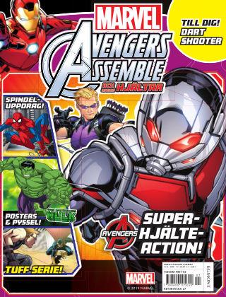 Marvel Avengers 2019-04-30