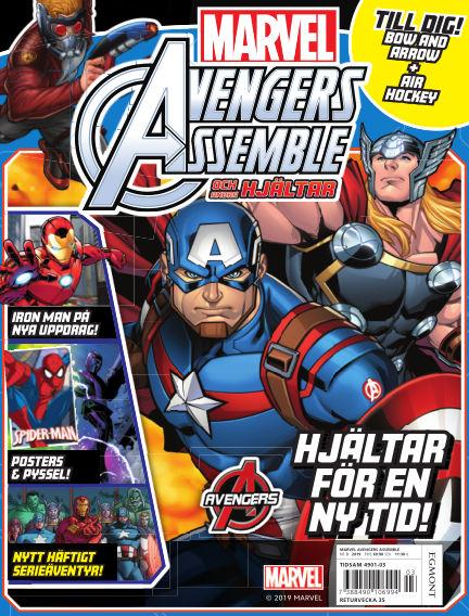 Marvel Avengers July 02, 2019 00:00