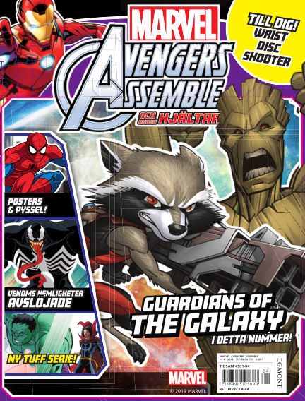 Marvel Avengers August 27, 2019 00:00