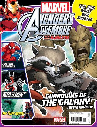 Marvel Avengers 2019-08-27