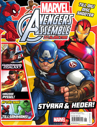 Marvel Avengers 2019-12-23