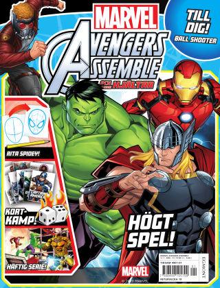 Marvel Avengers 2020-02-18