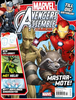 Marvel Avengers 2020-06-25