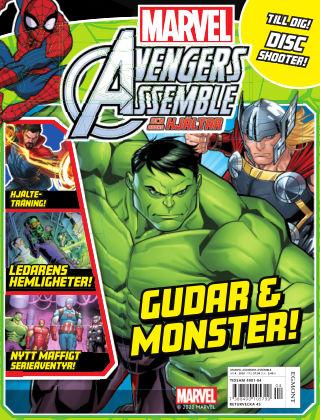 Marvel Avengers 2020-09-01