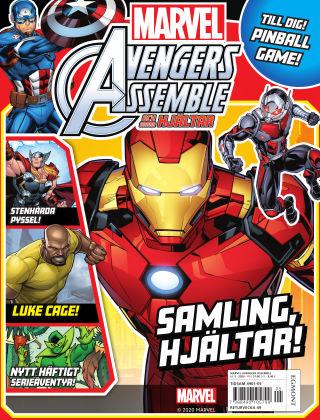 Marvel Avengers 2020-11-03