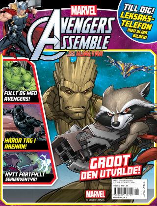 Marvel Avengers 2020-12-01