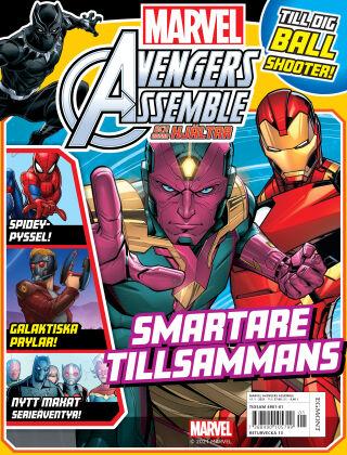 Marvel Avengers 2021-02-02