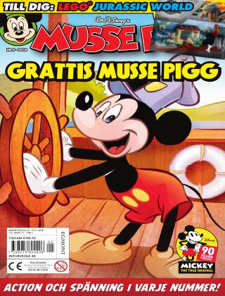 Musse Pigg & C:o 2018-09-13