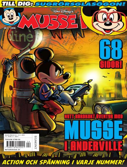 Musse Pigg & C:o July 12, 2018 00:00