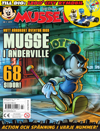Musse Pigg & C:o 2019-05-29