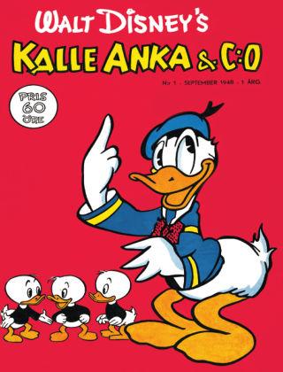Kalle Anka & C:o Vintage 1