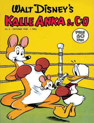 Kalle Anka & C:o Vintage 2