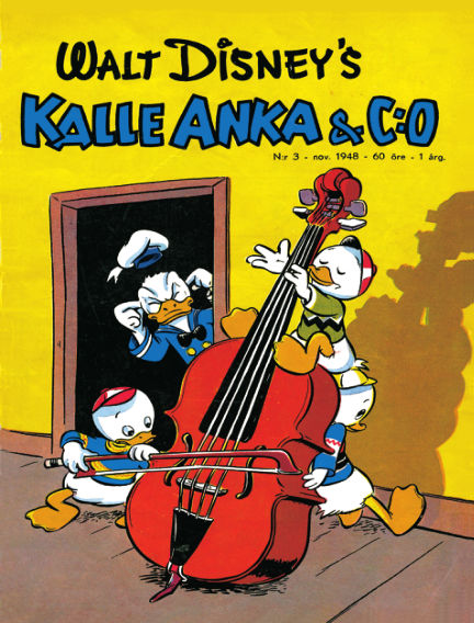 Kalle Anka & C:o Vintage January 23, 2019 00:00