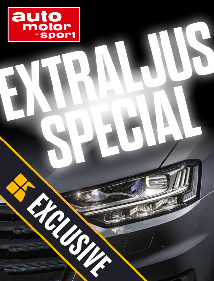 Auto Motor & Sport Readly Exclusive January 21, 2019 00:00