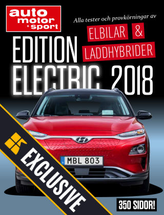 Auto Motor & Sport Readly Exclusive 2019-01-30