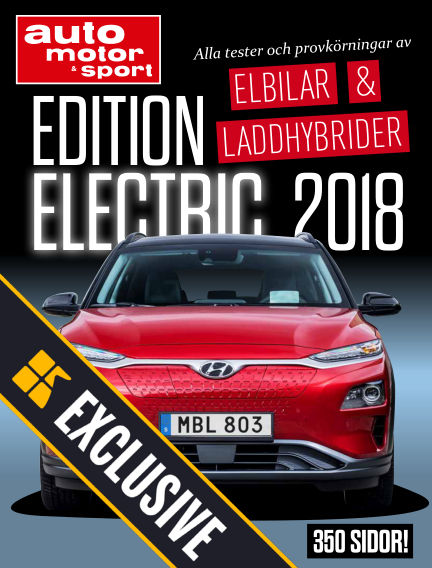 Auto Motor & Sport Readly Exclusive January 30, 2019 00:00