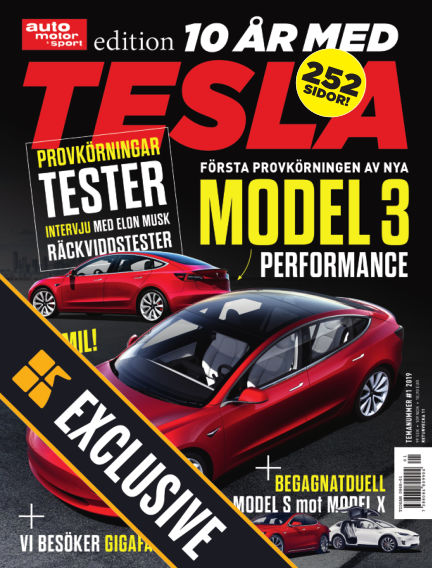 Auto Motor & Sport Readly Exclusive February 13, 2019 00:00