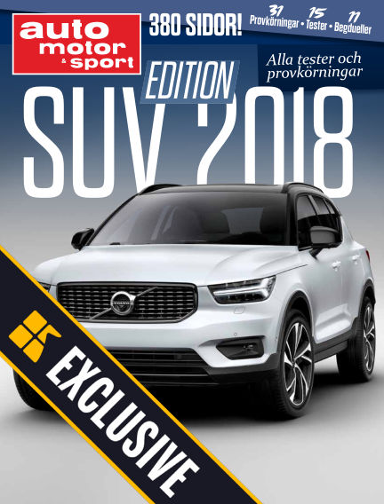 Auto Motor & Sport Readly Exclusive March 07, 2019 00:00