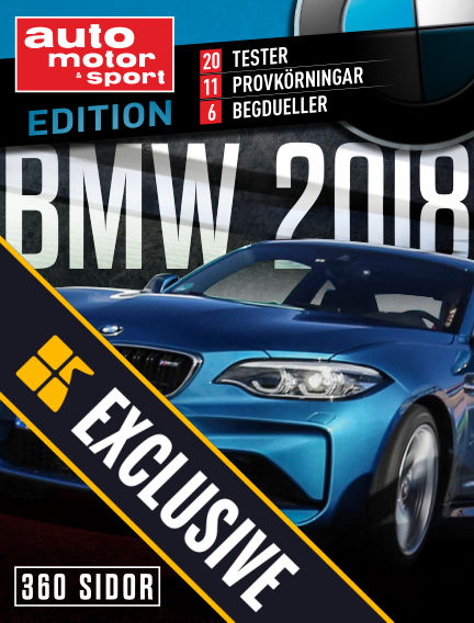Auto Motor & Sport Readly Exclusive April 18, 2019 00:00