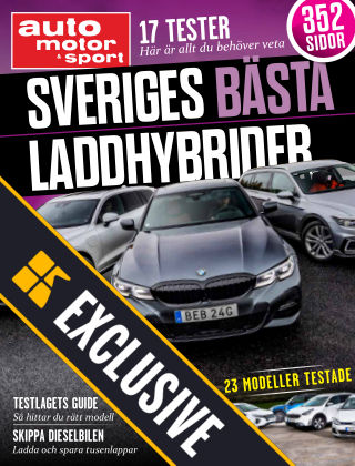 Auto Motor & Sport Readly Exclusive 2019-12-03
