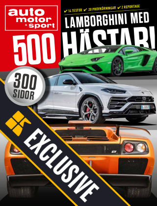 Auto Motor & Sport Readly Exclusive 2020-02-14