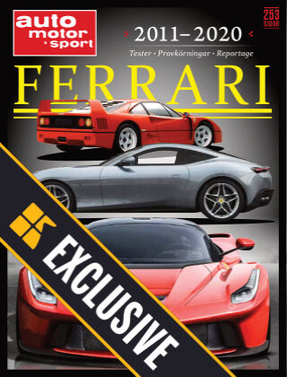 Auto Motor & Sport Readly Exclusive 2021-01-20