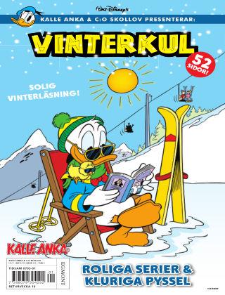 Kalle Anka Skollov 2019-01-03