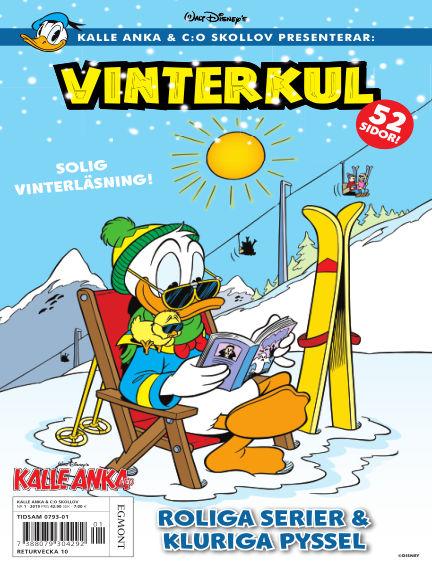 Kalle Anka Skollov January 03, 2019 00:00