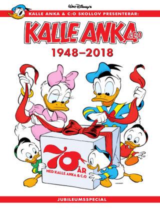 Kalle Anka Skollov 2018-09-20